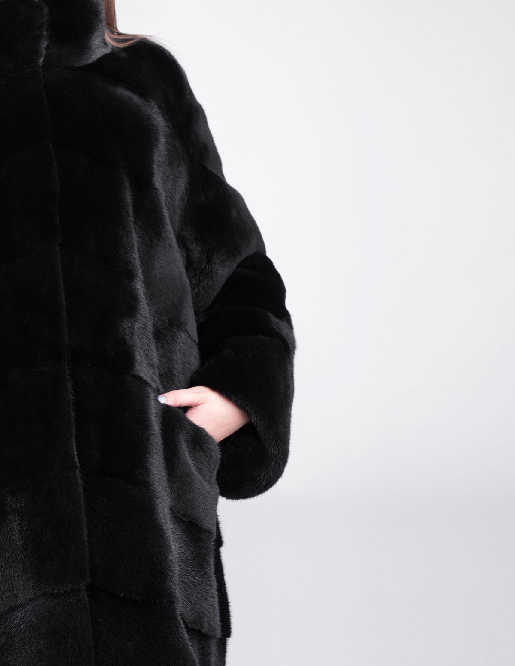 Норковая шуба Blackglama 382